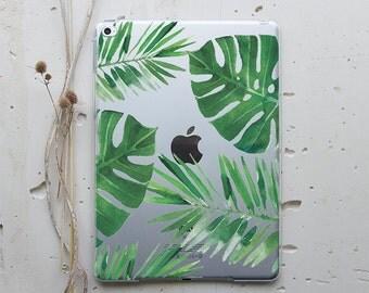 iPad Case Green Leaves iPad Air Case iPad Air Cover iPad Air 2 Case iPad Air 2 Cover iPad Mini Case iPad Pro 9.7 Case Protective Cover i060