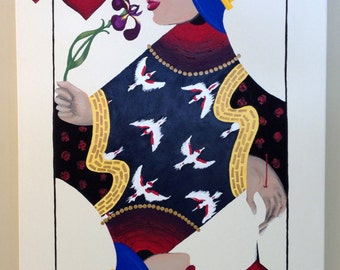 Queen of Hearts - by Barbara Fitz