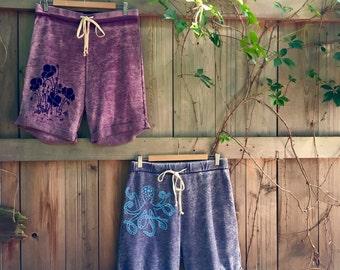 Sale Boyfriend Shorts, Poppies Shorts