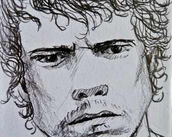 Theon Greyjoy Game of Thrones ACEO Card