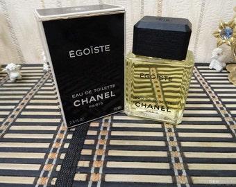 Egoiste Chanel for Men 75ml. EDT Vintage 1990