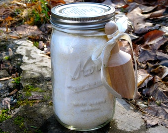 Homemade Organic Laundry Soap- up to 32 loads