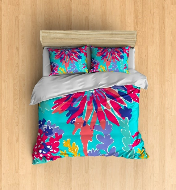 Reef Bedding Coral Reef Bedding Lilly Pulitzer by DesignyLand