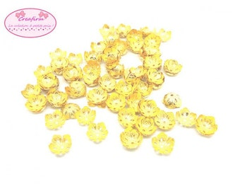 200 cups gold 14mm