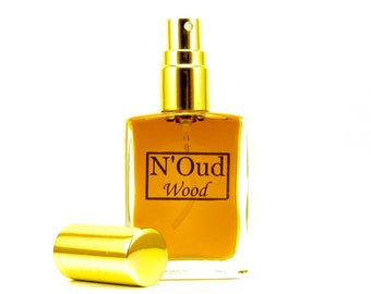 Natural Oud-Wood, Made with real Agarwood Oil, Real Oud oil Perfume, Den Al Oudh, Natural Oud Oil, Pure Oud oil, Natural Mens Fragrance
