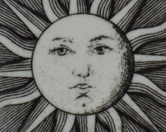Fornasetti porcelain sun bowl