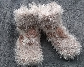 adult slippers / slippers adult / knitted slippers
