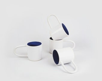 Long Handle Mug