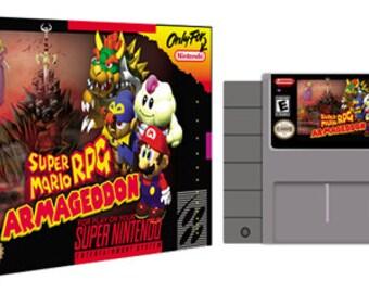 Super Mario RPG : Armageddon