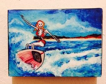 Muerta Surfer