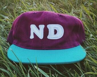 Feeture ND baseball cap