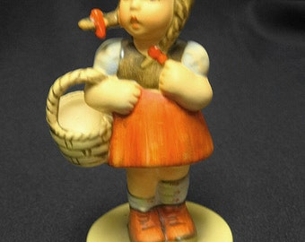 """Schmid Brothers Christmas """"Sweetheart""""  Ornament by Sister Berta Hummel 2nd in Series"""