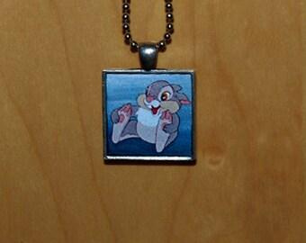 Disney's Bambi Thumper Necklace