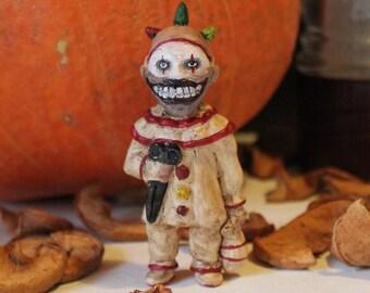 Clown - Figure - Horror - Freak - Halloween