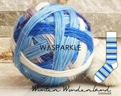 WINTER WONDERLAND w/white mini | SPARKLE | in-stock