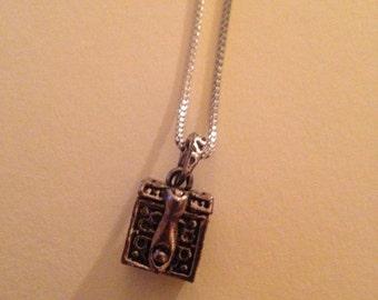 Pandora's Box Necklace