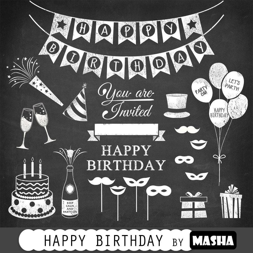 Birthday Clipart Happy Birthday Clipart With