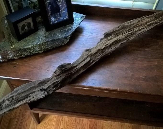 Driftwood Limb Branch Decorative Drift Wood Art Rustic Home Decor Primitive 303