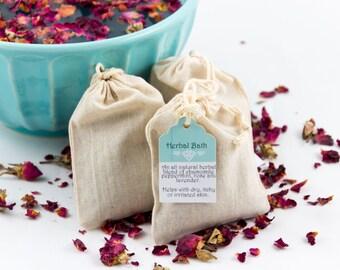 Pamper Me - Herbal Bath Bags (3 Pack)