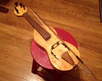Treble Medieval Fiddle/Vielle