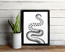 Nautical Octopus Art Print