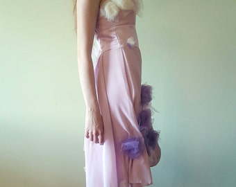 Spun Sugar ~ Tulle Blooms dress