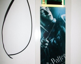 HARRY POTTER HALF blood prince Movie Film Cell Bookmark - Party Favors Collectibles - compliments book dvd poster