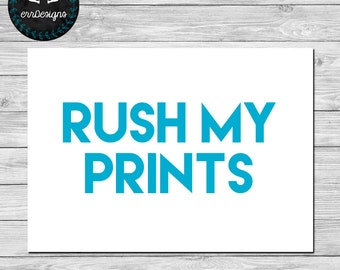 Rush My Prints