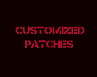 Customized Patches