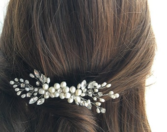Bridal hair comb, wedding hair comb, bridal accessories, bridal hair accessories, bridal hair piece, bridal headpiece, wedding comb, bridal