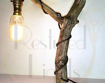 Restyled Hanging table lamp
