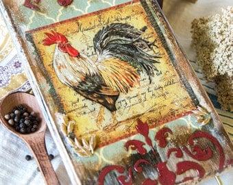 Farmhouse Decor, Rooster Kitchen Decor, Kitchen Wall Decor, Rooster, Farmhouse Chic, Rooster Decor, Rustic Wall Decor, Farmhouse Kitchen