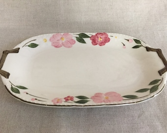 Cameo Florals Malaysia Pink Tray or Platter