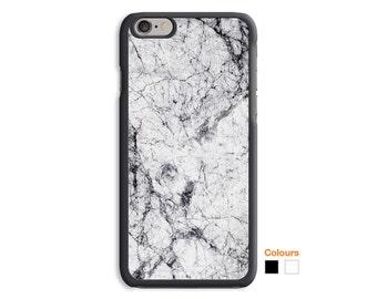 Detailed Black White Marble iPhone Bumper, iPhone 6 Case, iPhone 6 Plus Case, iPhone 5 Case, iPhone 5S Case, iPhone 5C Case \ bc-JL015