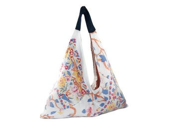 RE-USED TRIANGLE bag