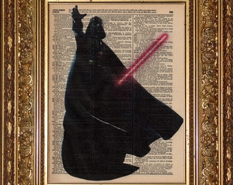 Darth Vader (Star Wars) Print