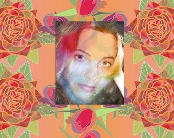 Custom digital photobook ot collage  design