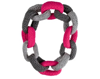 Chain scarf (various colors)