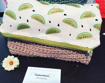 Watermelon pouch