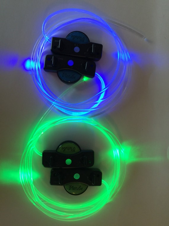 battery operated led flashing tubular lights by. Black Bedroom Furniture Sets. Home Design Ideas
