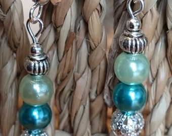 Turquoise Earring #52