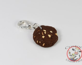 Inside Out Chocolate Chip Cookie Charm