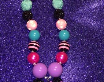 Little Girl Bubble Gum Necklaces