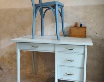 The 1950s desk and Chair Baumann