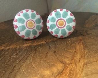 Ceramic Knobs
