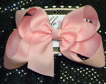Solid Adorable Bow