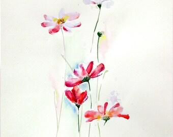 140 Pink Daisy