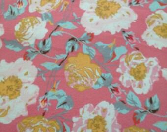 "Riley Blake ""Chatsworth""  Flannel Fabric"