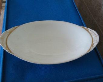 LS & S Carlsbad Austria China Dish #1898