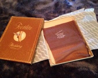 Footlite Hosiery Vintage